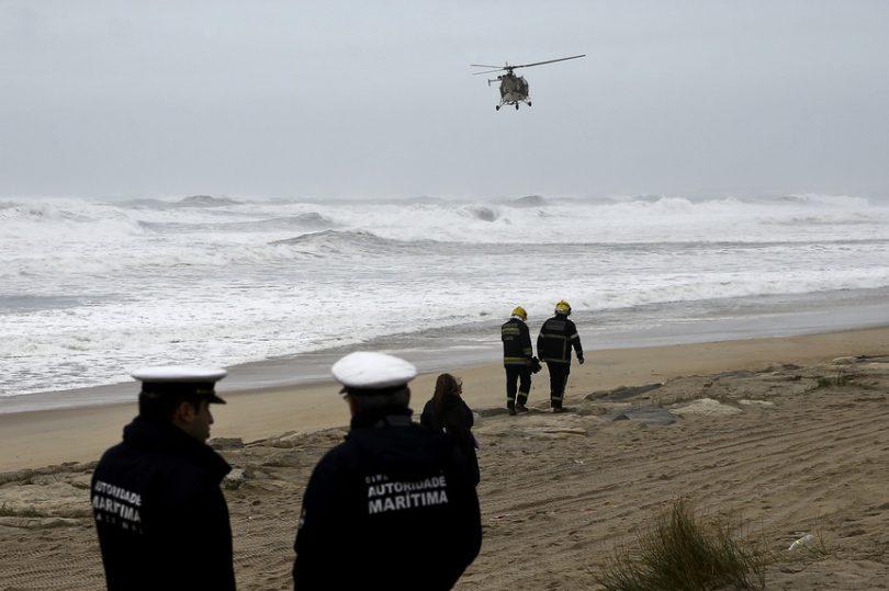 Processo de mulher arrastada pelo mar está no Ministério Público