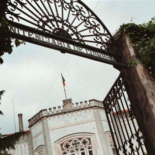 Incêndio na prisão de Coimbra provocou quatro feridos ligeiros