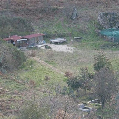 Cadáver de homem inglês estava enterrado em quinta na Guarda