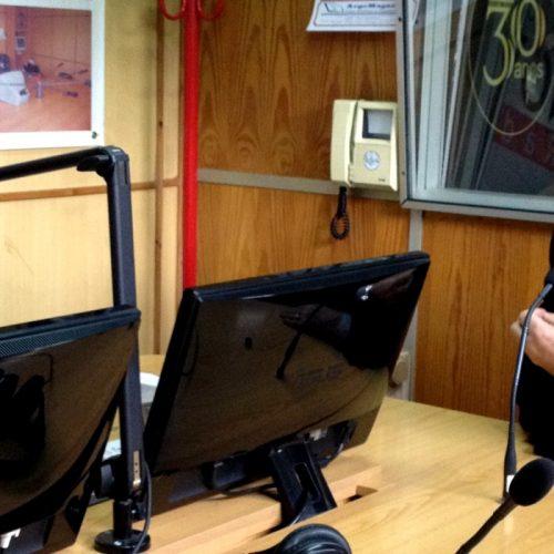 Bispo de Coimbra, D. Virgílio Antunes, em entrevista exclusiva à Rádio Boa Nova