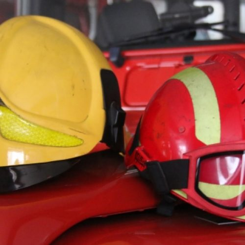 Incêndio urbano deixou cinco pessoas desalojadas em Coimbra