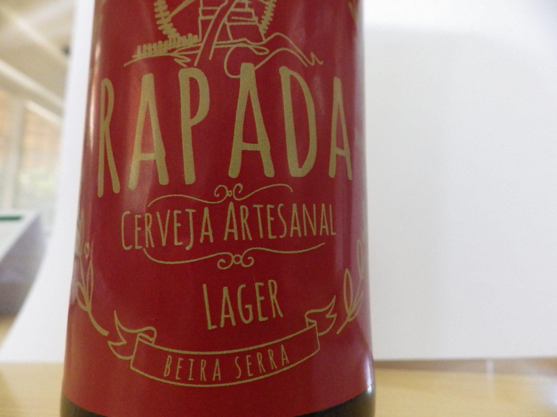"""""""Rapada"""" lança nova cerveja e aposta no formato 33 cl"""