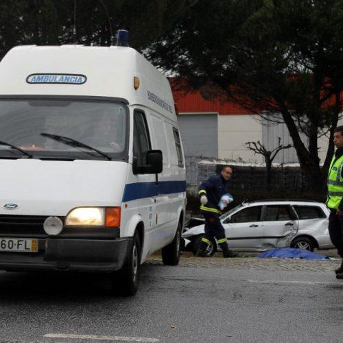 Menina de nove anos morreu em despiste de automóvel