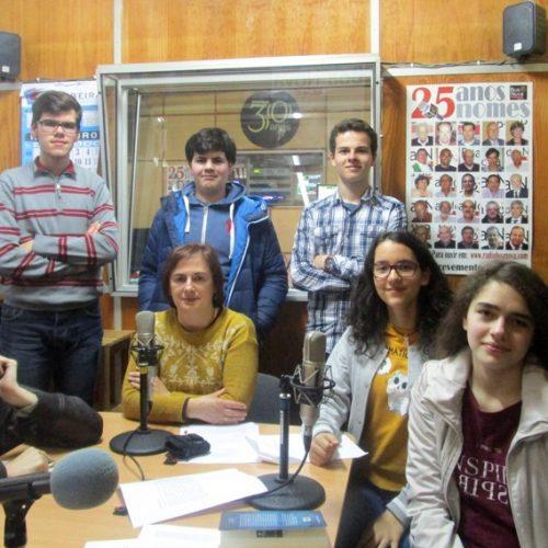 """""""A Escola e o Meio"""" na Rádio Boa Nova. Este sábado, dia 25 de março, entre as 19h00 e as 20h00, é emitido o 24.º programa """"A Escola e o Meio""""."""