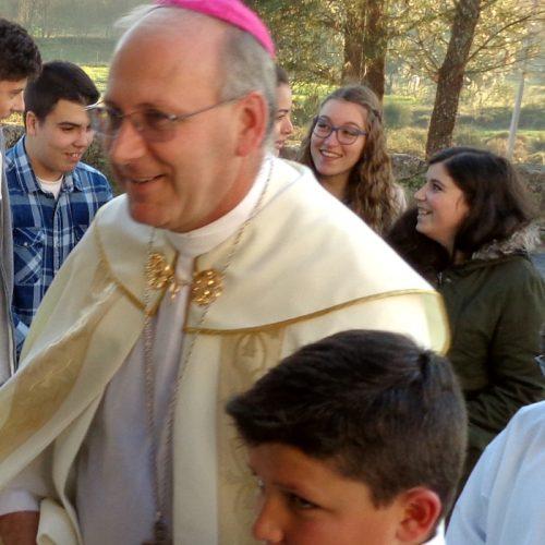 Bispo de Coimbra cumpre visita pastoral ao concelho de Oliveira do Hospital