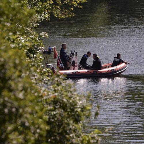 Buscas por pescador desaparecido em Penacova