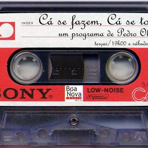 """Especial """"Cá se Fazem, Cá se Tocam"""" no 31º aniversário da Rádio Boa Nova"""