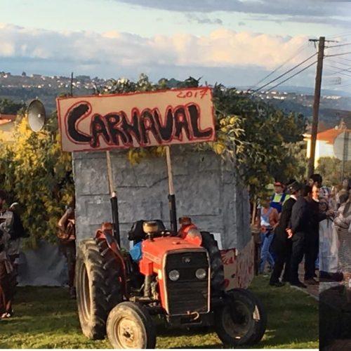 Desfiles de Carnaval animaram Nogueira do Cravo, Lagares e Seixo da Beira