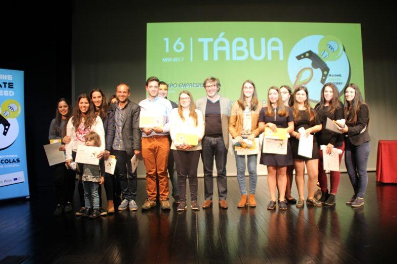 Eptoliva vence pela terceira vez consecutiva o concurso de ideias de negócio em Tábua