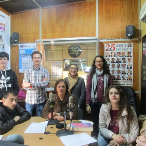 """""""A Escola e o Meio"""" na Rádio Boa Nova"""