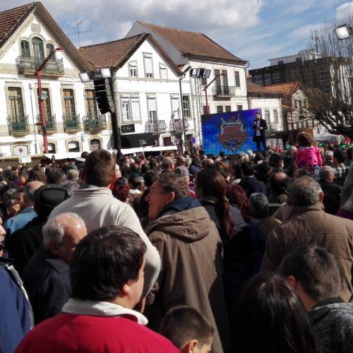 """Milhares de pessoas na Feira do Queijo atestam """"vitalidade"""" de Oliveira do Hospital"""