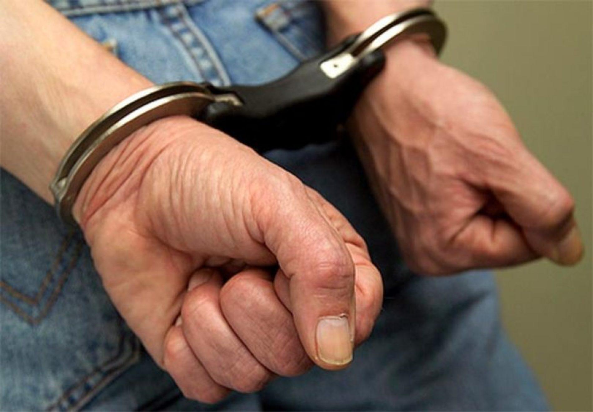 Detenção por crimes de incêndio em ecopontos na cidade de Aveiro