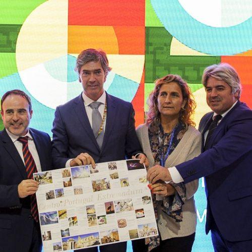 Turismo Centro de Portugal apresentou mapa conjunto com a Extremadura Espanhola na BTL