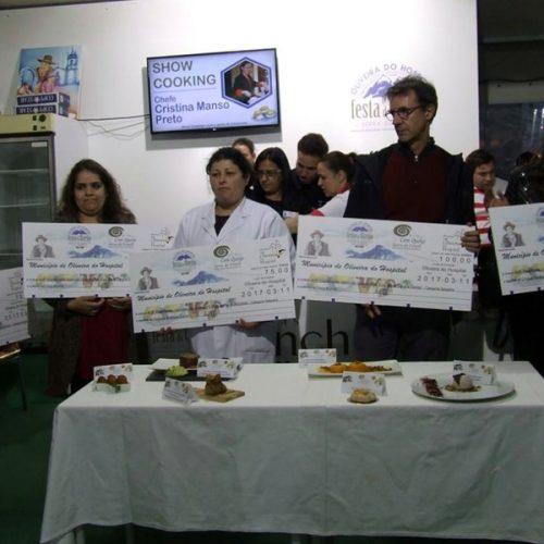 Festa do Queijo premiou iguarias doces e salgadas