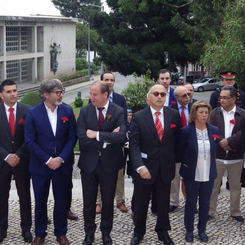Oliveira do Hospital comemorou 43º aniversário do 25 de Abril