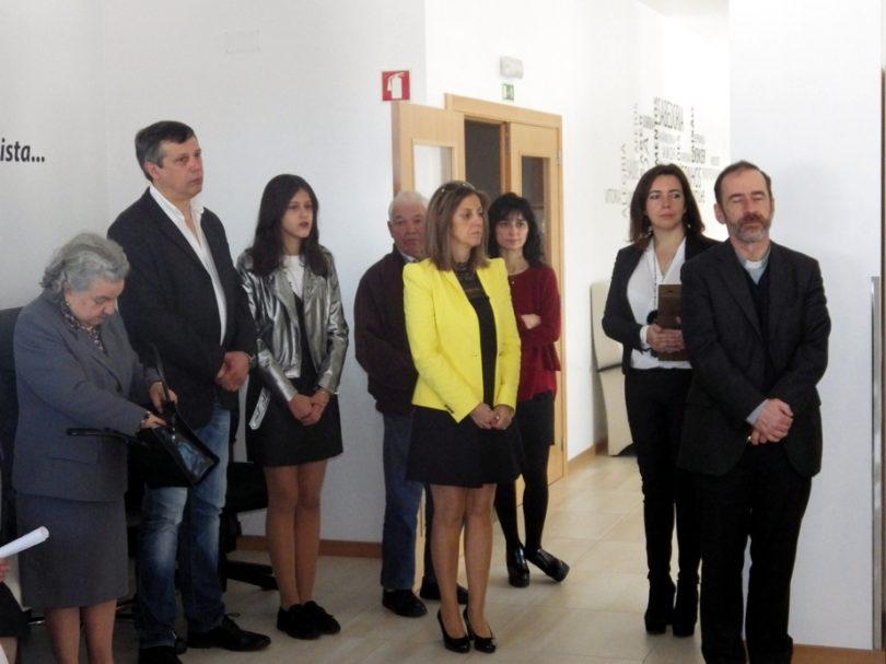 Bispo de Coimbra D. Virgilio Antunes, continua visita  no concelho de Oliveira do Hospital
