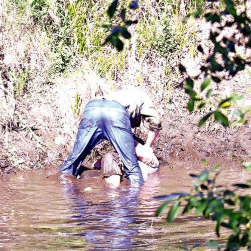 PJ deteve homem que tentou afogar a mulher em Águeda