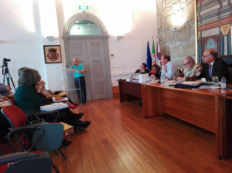Assembleia Municipal de Oliveira do Hospital decorreu esta tarde
