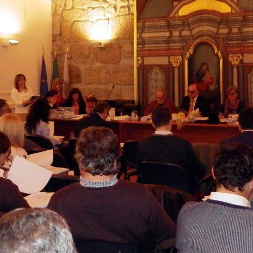 Assembleia Municipal vota contas de 2016 e subsídios às Juntas de Freguesia
