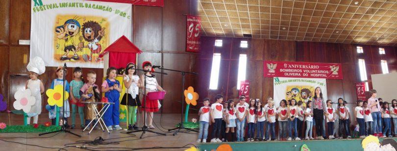 Centro Social de Aldeia das Dez e Casa da Obra venceram Festival da Canção IPSS