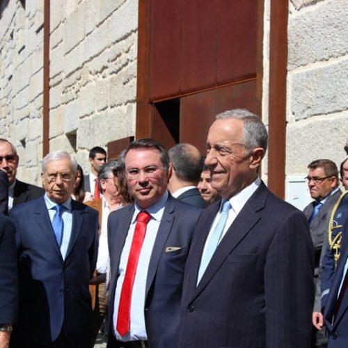 Presidente da República visitou Fundação Lapa do Lobo