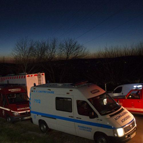 Explosão em fábrica de pirotecnia fez cinco mortos e três desaparecidos
