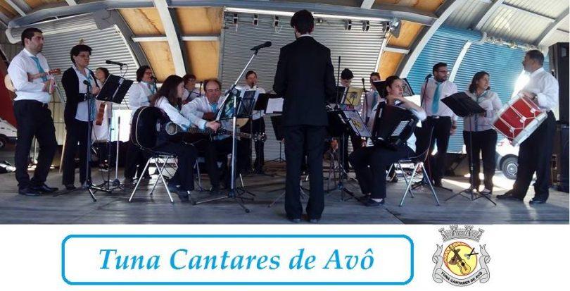 Tuna Cantares de Avô comemora 7º aniversário