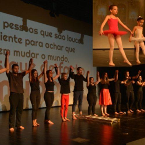 Curso de Artes do Espetáculo da Eptoliva encantou em Góis