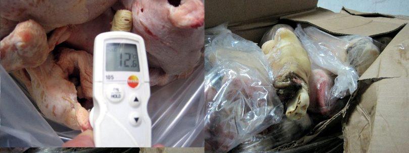ASAE apreende mais de nove toneladas de produtos cárneos e pescado em Oliveira do Hospital e Leiria