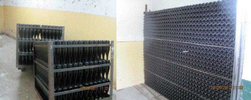 ASAE apreende cerca de 12 000 garrafas de vinhos em preparador ilegal