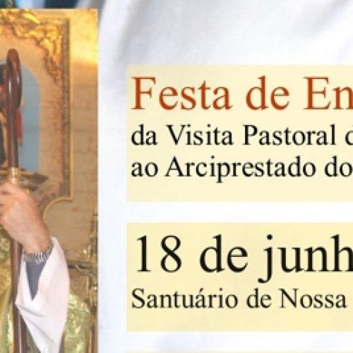 Senhora das Preces recebe festa do arciprestado com  a presença do Bispo de Coimbra