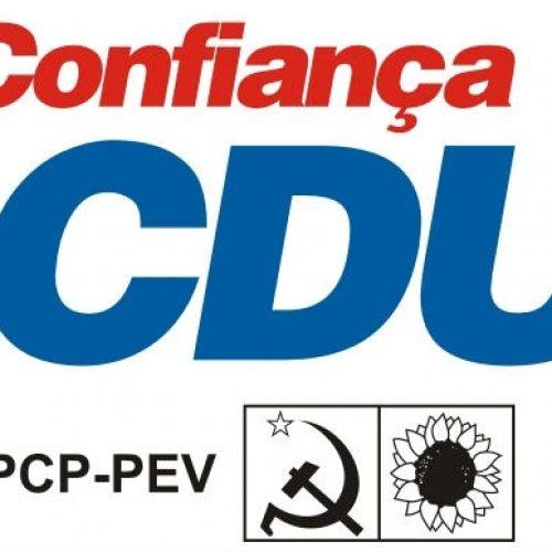 CDU contactou com população e trabalhadores de Oliveira do Hospital