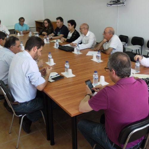 Deputados reuniram com responsáveis da Cooperativa sobre temática dos incêndios florestais