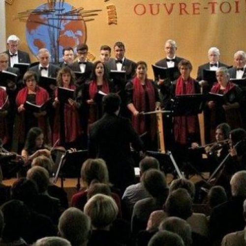 Coral de Sant'Ana comemora 37º aniversário com Encontro Internacional de Coros