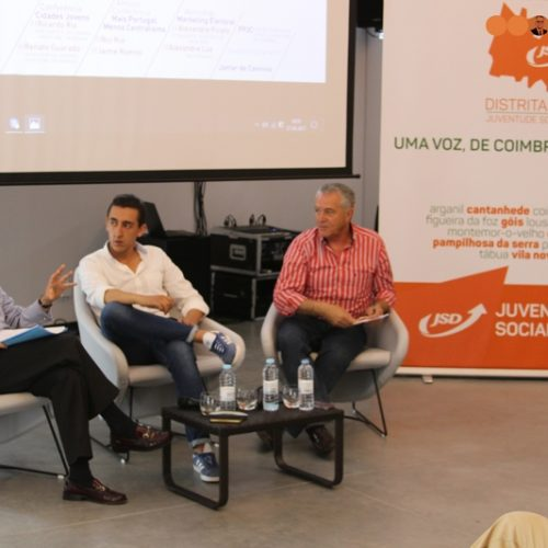 JSD organizou 4ª Academia Política em Oliveira do Hospital