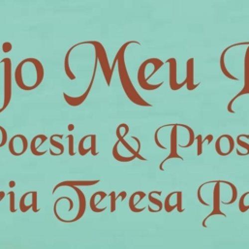 Maria Teresa Palmeira, ouvinte da RBN, lança livro em Sines