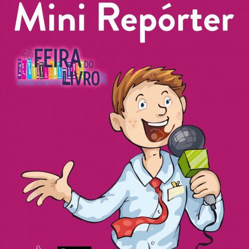 """Projeto """"Mini Repórteres"""" sai para a rua"""