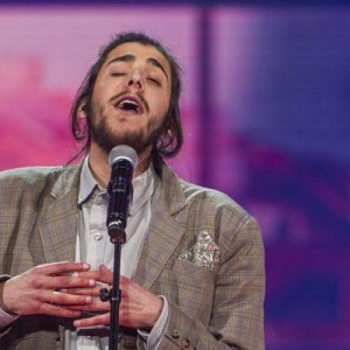 Salvador Sobral sobe ao palco da Eurovisão em Kiev (Com Vídeo)
