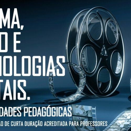 """Seia acolhe Ciclo de Conferências """"Educação e Cinema"""""""