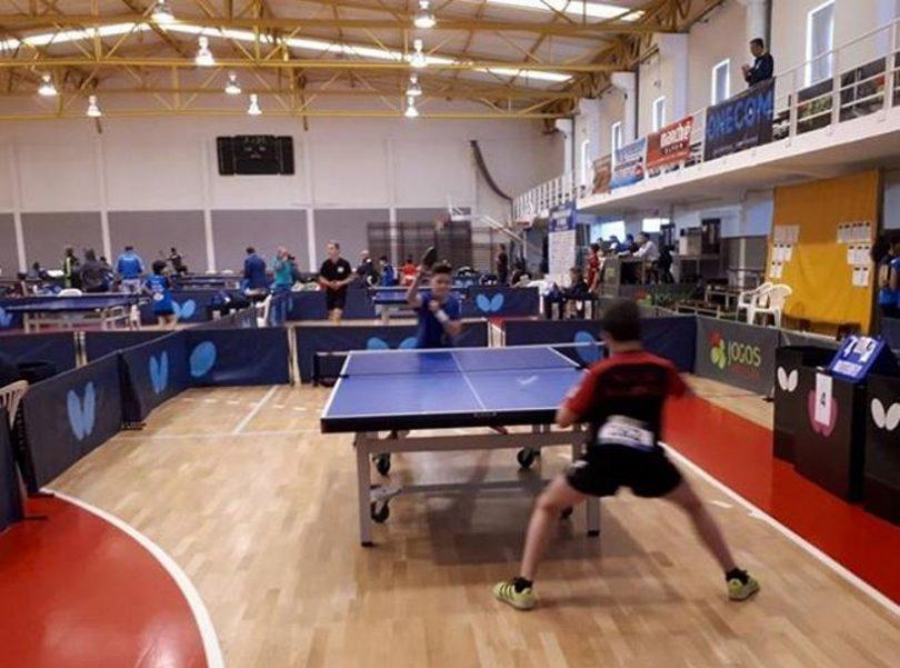 Infantis do CCPOH conquistam 3º lugar no VI Torneio Internacional de Ténis de Mesa de Condeixa