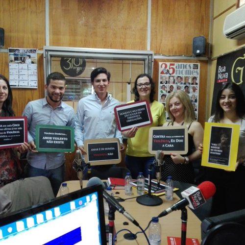 """Rádio Boa Nova promoveu debate sobre """"Igualdades e Desigualdades entre Mulheres e Homens"""" (com vídeo)"""