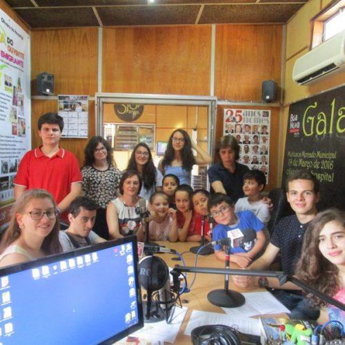 """Escola e o Meio"" transmite último programa do ano letivo"