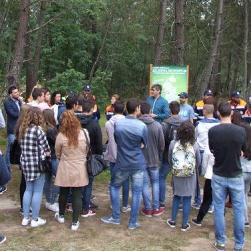 Município de Oliveira do Hospital assinala Dia Mundial do Ambiente com ação junto do Comércio Local