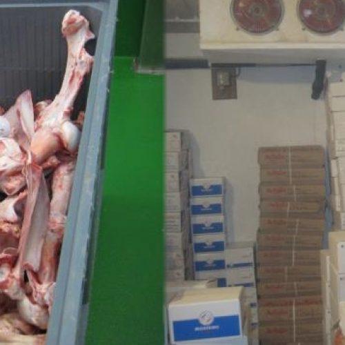 ASAE apreende 17,5 toneladas de alimentos no norte e centro do país