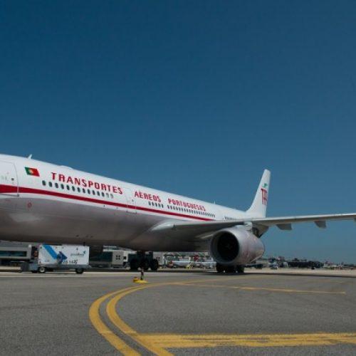 Avião da TAP assinala 72.º aniversário com pintura retro (com vídeo)