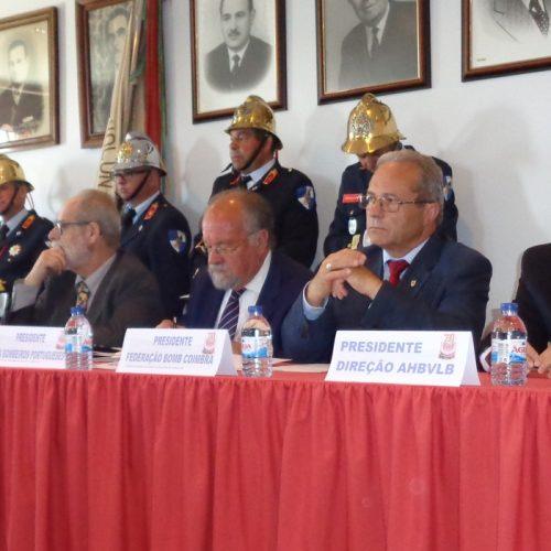 Bombeiros de Lagares da Beira comemoram 71º aniversário e os 40 anos da fanfarra