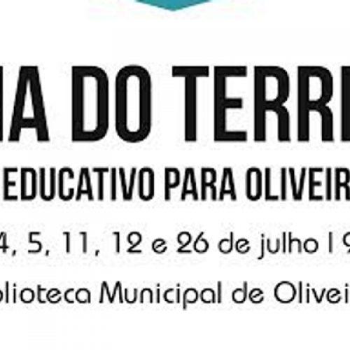 """Oliveira do Hospital promove formação """"Oficina do território"""""""