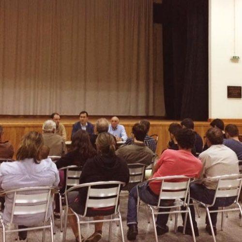 Arganil: Candidato do PSD promove reuniões participativas nas freguesias