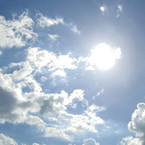 Temperaturas descem a partir de amanhã