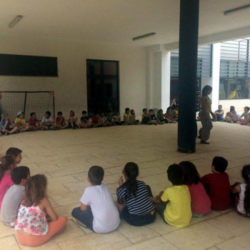 Crianças sensibilizadas para a Igualdade de Género